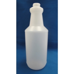 The Main Resource SS1037605 Opaque Empty Bottle 32oz