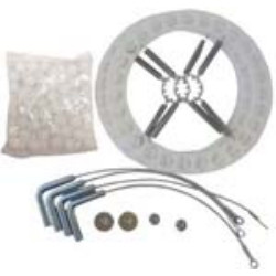The Main Resource SS6700 Standard SS Turnplate Repair Kit - Brake Lathe