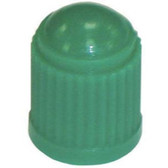 The Main Resource TI117 Green Plastic Sealing Cap, 100 Per Box - TPMS