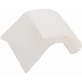 The Main Resource TI55 Small White Mount Nylon Protective Bootie