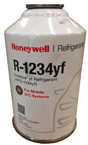FJC 696 YF1234 Refrigerant 8 OZ Can