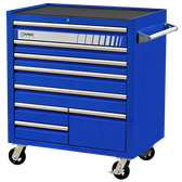 Sunex Tools 8060BL Premium 43? 8 Drawer Service Cart