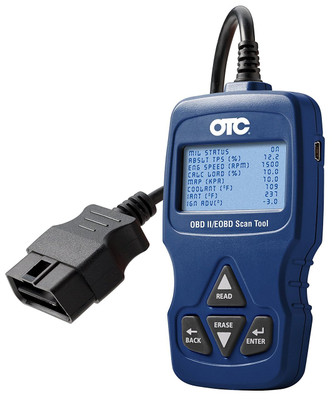 Automotive Scan Tool >> Otc 3109n Trilingual Obd Ii Eobd Can Automotive Scan Tool Bonus