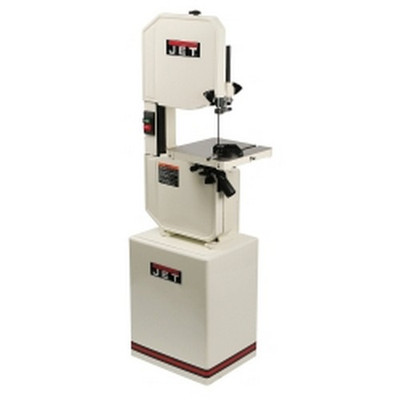 "Jet 414502 Jet J-8201VS 14"" Wood/Metal Vertical Variable Speed Bandsaw, 1 Ph."