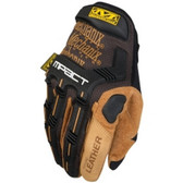 Mechanix Wear LMP-75-012 Mechanix Wear M-Pact Leather XX Large Tan/Black