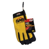 SAS Safety 6634 Xl Yellow Pro Tool Safety Work Gloves