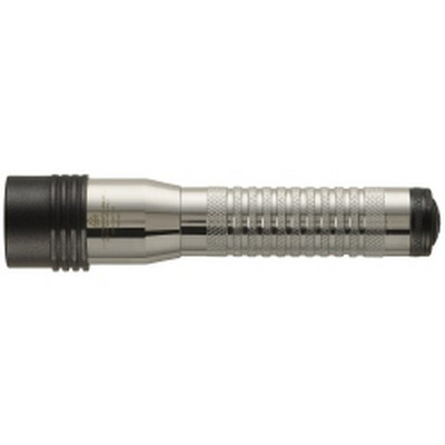 Streamlight 74777 Strion Flashlight LED HL 120V AC/12V DC, Chrome