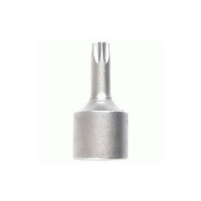 """VIM Tools HCT6-T40 T40 Half Cut Torx Bit  Driver 3/8"""" Sq. Dr."""