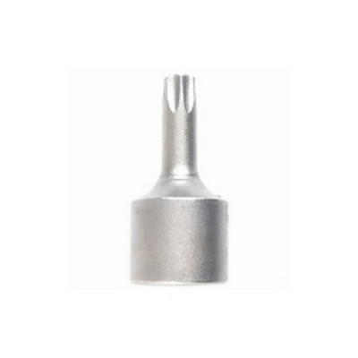 """VIM Tools HCT6-T30 T30 Half Cut Torx Bit Driver 3/8"""" Sq. Dr."""