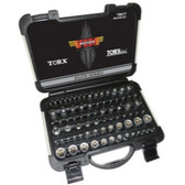 VIM Tools TMS77 77 Piece Elite Series Master Torx Bit Set