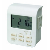 Woods 50009 Indoor 7 Day Digital Timer