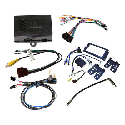 Crux DKGM49 Radio Replacement W/Swc Retention For Gm Lan 29 Bit Vehicles