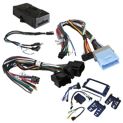 Crux DKGM51 Radio Replacement W/Swc Retention For Gm Lan-11 Bit Vehicles