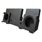 "Q Power QBFORD04210 Dual 10"" Ported Enclosure for 2004-2008 Ford F-150"