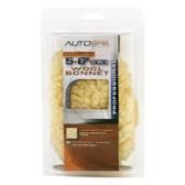 "Carrand 40403AS AutoSpa Soft Acrylic Wool 5-6"" Polishing Bonnet"