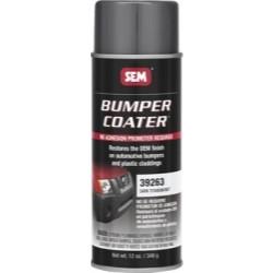 SEM Paints 39263 Bumper Coater - Dark Titanium Metallic Aerosol
