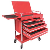 Sunex Tools 8045 Professional Duty 5 Drawer Service Cart