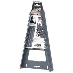 Hansen Global 3500 Reversed Universal Wrench Rack
