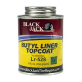 Blackjack LR-528 Butyl Liner Repair - 8 oz. Can