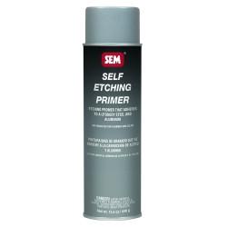 SEM Paints 39683 Self Etching Primer - Gray