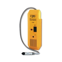 CPS Products LS780C Refrigerant Leak Detector, with Flexible Probe, 3 Position Switch, LED Display, Audible Alarm