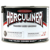Herculiner HCL0B7 Brush-on Bed Liner - Quart