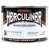 Herculiner HCL0B7 Brush-on Bed Liner - Quart