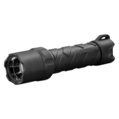 Coast 20518 PolySteel 600R Rechargeable Flashlight - Black