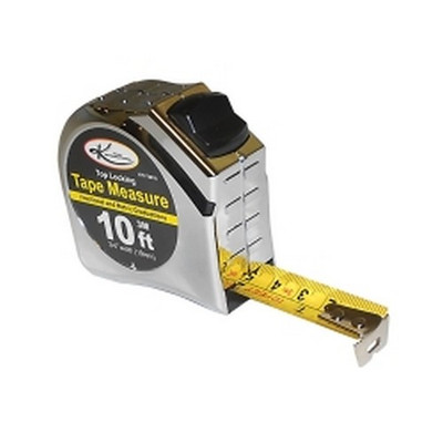 K Tool KTI-72610 Tape Measure, 10' x 3/4""