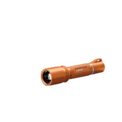 Coast 21525 HP5R Rechargeable LED Flashlight, Orange