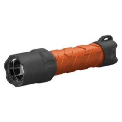 Coast 20526 PolySteel 600R Rechargeable Flashlight - Orange