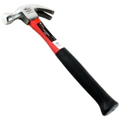 K Tool KTI-71771 Claw Hammer, 13 Ounce