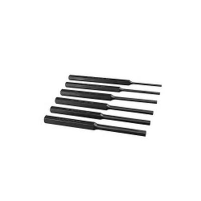 Mayhew Tools 62080 6PC Metric Pin Punch Set 3-8MM