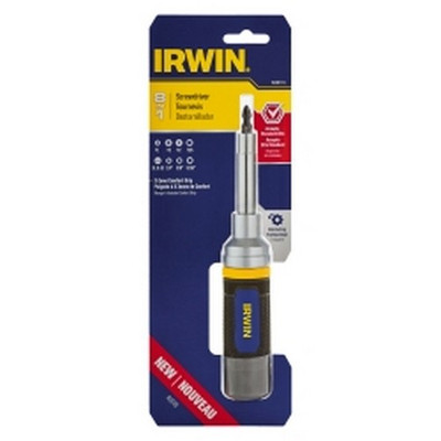 Irwin 1948774 IRWIN 8-in-1 Ratcheting Screwdriver