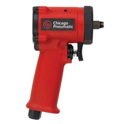 "Chicago Pneumatic 8941077310 3/8"" Stubby Impact Wrench"