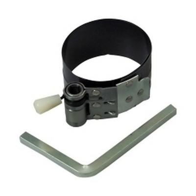 """Lisle 19000 2-1/8"""" to 5"""" Take Apart Ring Compressor"""