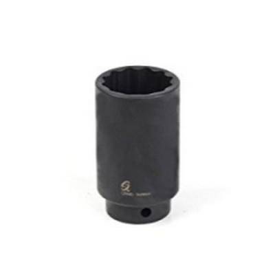 Sunex Tools 2803ZD 1/2' Drive 33mm Deep 12 Point Impact Socket