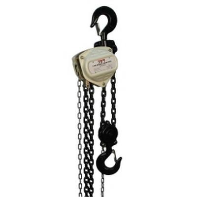 Jet 101941 S90 Series Hand Chain Hoist, 3 Ton 15' Lift