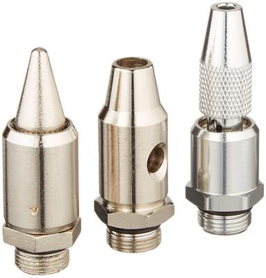 Milton S183 Turbo Blow Gun Nozzle Kit - 3 Piece