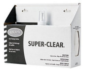 3M 83735 Super-Clear Disposable Protective Eyewear Lens and Faceshield Cleaning Station