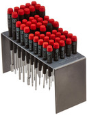 Wiha 92190 Master Technicians Bench Top 50 Piece Precision Screwdriver Set