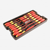 Wiha 32095 Insulated Screwdrivers in Tray 19 Piece Set