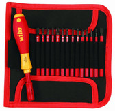 Wiha 28390 Insulated Narrow Profile SlimLine 15 Piece Set