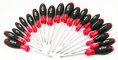 Wiha 30299 Pro Tool Set with SoftFinish Grip, 20 Piece