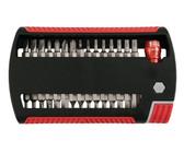 Wiha 79495 Slotted/Phillips/Torx/Hex Bit XLSelector 31 Piece Set