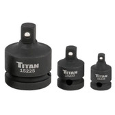 Titan Tools 12036 3 Piece Impact Reducer Adaptor Set