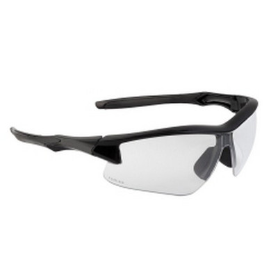 Uvex S4160XP Acadia Eyewear - Black with Clear Shades