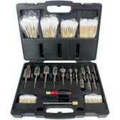 Innovative Products Of America 8090S Professional Diesel Injector-Seat Cleaning Kit SS