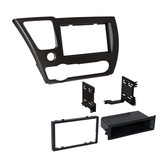 American International HONK840 Install Kit For 2013 Honda Civic Black
