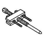 OTC 303-101 Crankshaft Damper Puller Remover